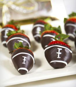 Football Strawberries