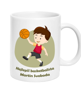 Cup Best Basketball Player