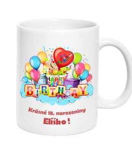 Cup Happy Birthday