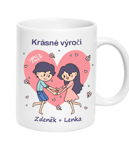 Cup Love Couple