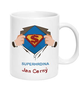 Cup Superman