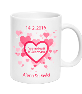 Cup for Valentine