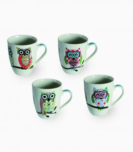 Cup with Owl