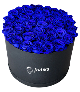 Blue Roses Black Box