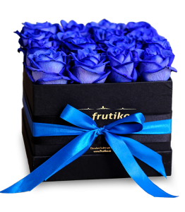 Black Box of Blue Roses