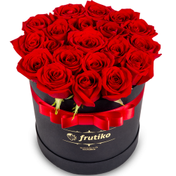 Red Roses Black Box