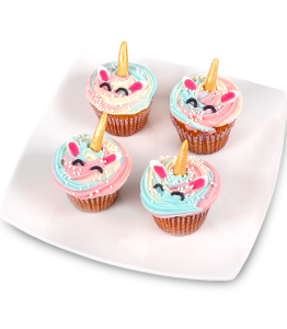 Sweet Unicorn Cupcakes