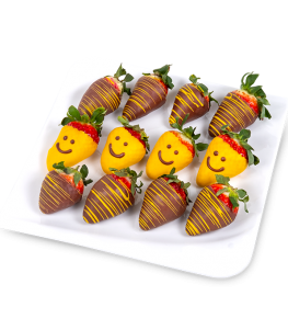 Smiling Strawberries