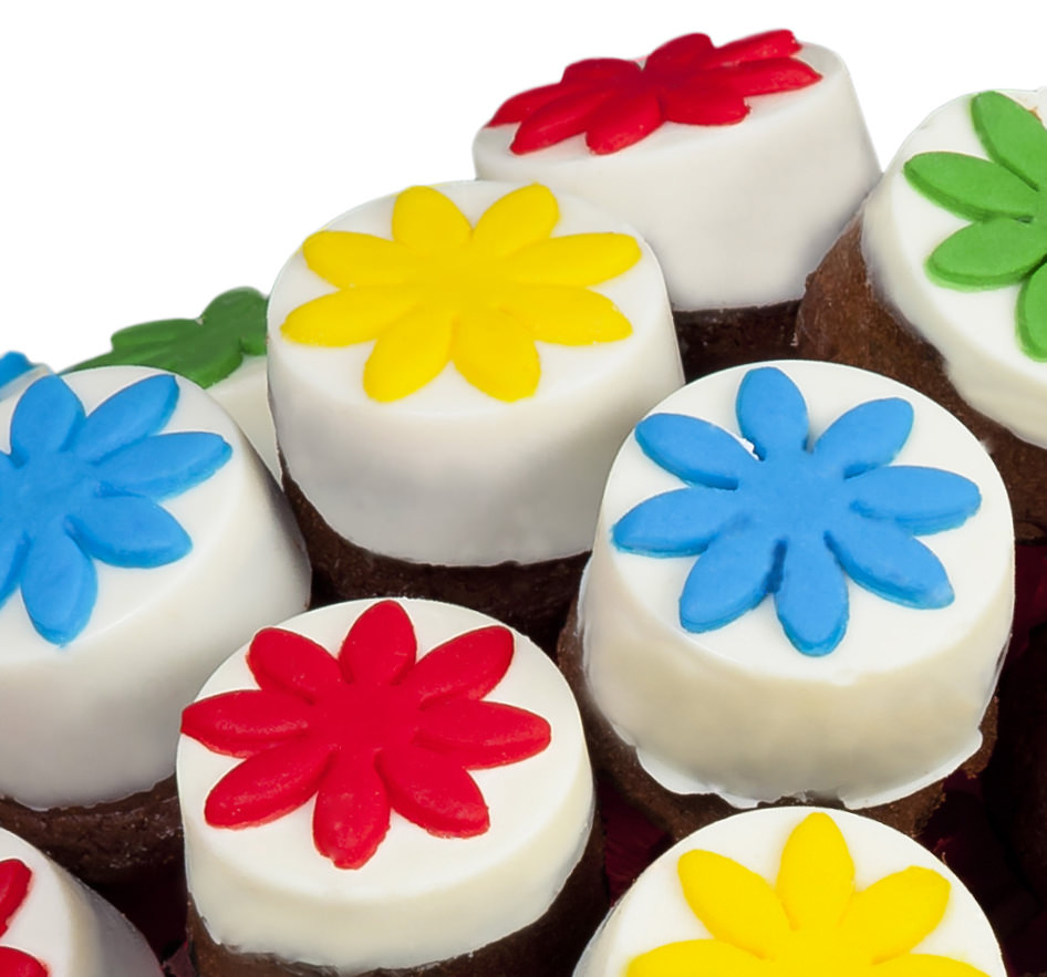 Cakes For Children In The Shape Of A Bouquet Frutiko Cz