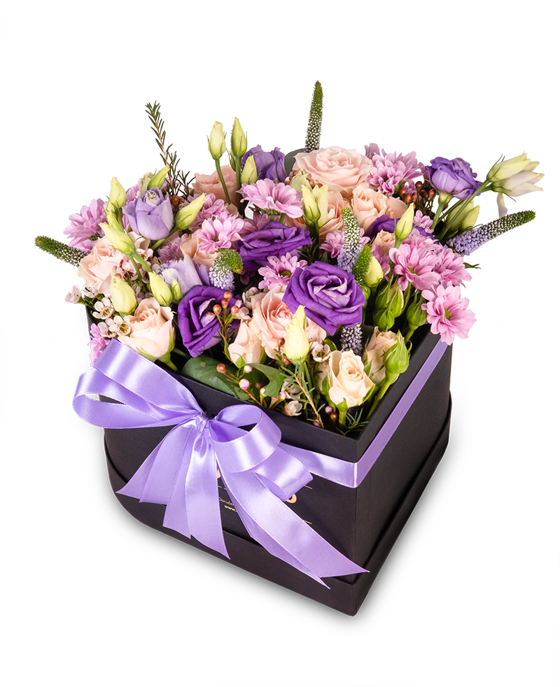 Romantic Flower Box Frutiko Cz
